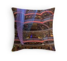 In the Centrum of Radiance of the Seas Throw Pillow