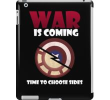 civil iPad Case/Skin