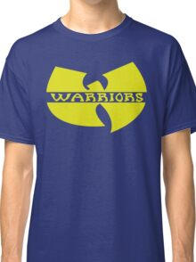 Warriors Wutang  Classic T-Shirt