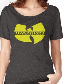 Warriors Wutang  Women's Relaxed Fit T-Shirt