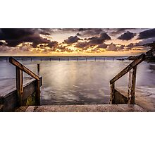 Wylie Baths, Coogee Photographic Print