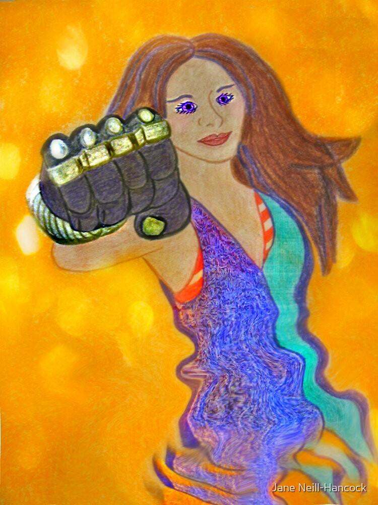 Keep Fighting by Jane Neill-Hancock