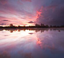 shinewater sunrise by willgudgeon