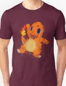 Graffiti Charmander T-Shirt