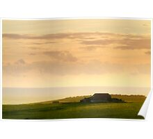 South downs barns Poster