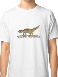 Pixel Aquilops Classic T-Shirt