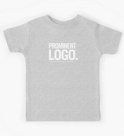 [prominent logo]® Kids Tee