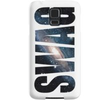 Swaggin' In Space Samsung Galaxy Case/Skin