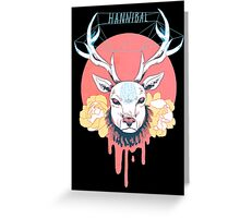 RAVENSTAG Greeting Card