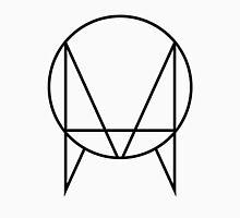 Skrillex - OWSLA logo - Black on White T-Shirt
