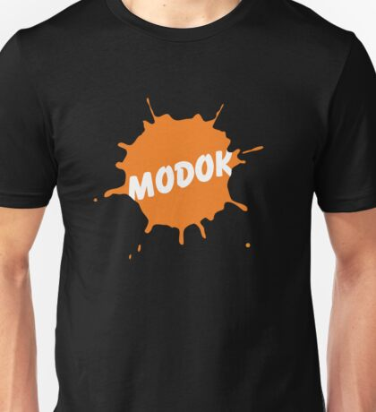 M.O.D.O.K. is a genius!! Unisex T-Shirt