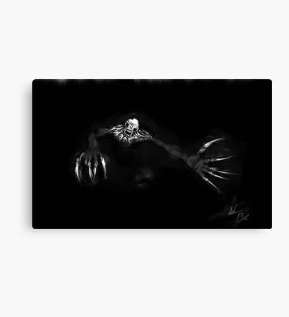 The Rake Canvas Print