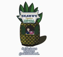 Shawn's Pineapple Cakes One Piece - Short Sleeve