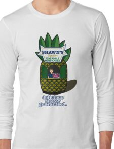 Shawn's Pineapple Cakes Long Sleeve T-Shirt