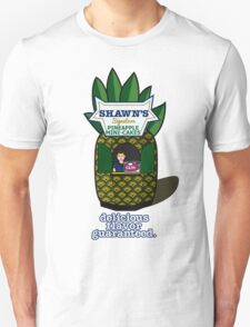 Shawn's Pineapple Cakes Unisex T-Shirt