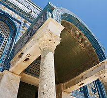 Dome of the Rock, Jerusalem by dominiquelandau