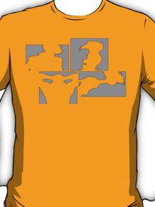 Cowboy Bebop Panels T-Shirt