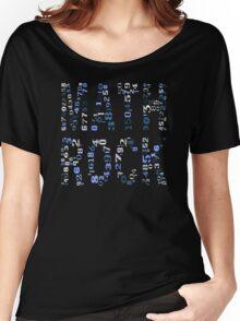 Math Rock Women's Relaxed Fit T-Shirt