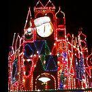 It's a Small World Holiday by DisneyFreak05