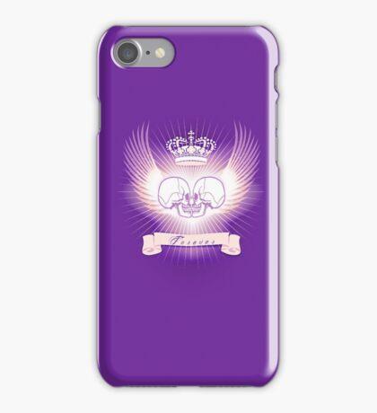 Eros tanatos iPhone Case/Skin