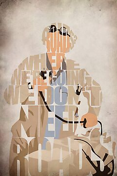 Emmett Brown by A. TW