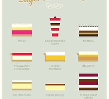 Layered Puddings by Stephen Wildish
