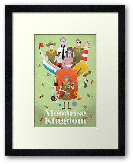 Moonrise Kingdom by LordWharts