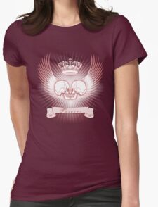 Eros tanatos Womens Fitted T-Shirt