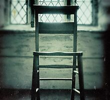 The Church Chair by Nikki Smith