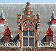 Bruges 3 by Igor Shrayer