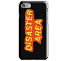 Disaster Area iPhone Case/Skin