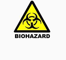 Biohazard Symbol Unisex T-Shirt