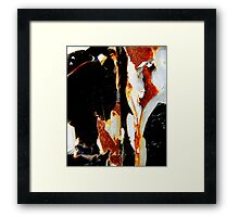 Wizard in the Wall Framed Print