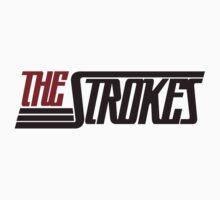 The Strokes T-Shirt by razaflekis