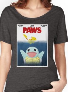 Pokemon Paws Women's Relaxed Fit T-Shirt