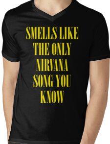 The only Mens V-Neck T-Shirt