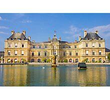 Jardin du Luxembourg, Paris Photographic Print