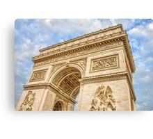 Arc de Triumph, Paris Canvas Print