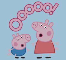 Peppa Pig Ooooo! Baby Tee