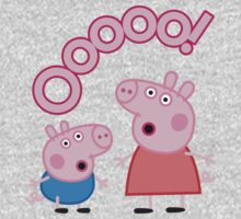Peppa Pig Ooooo! One Piece - Short Sleeve