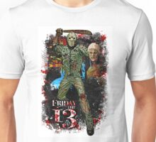 Friday the 13th. jason voorhees Unisex T-Shirt