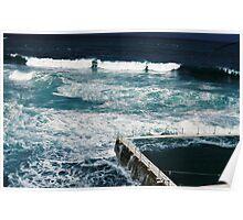 Bondi icebergs pool on film Poster