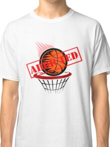 Addicted to Basketball Classic T-Shirt