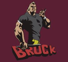 Brock Samson by Big Mack