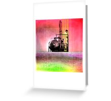 UNDER CONSTRUCTION II Greeting Card
