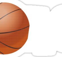 Basketball Coach Sticker