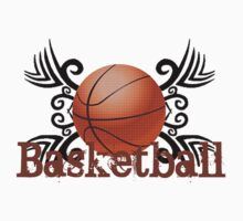 Basketball Tribal by shakeoutfitters
