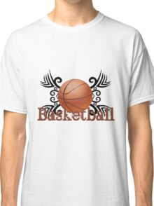 Basketball Tribal Classic T-Shirt