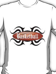 Basketball Tribal T-Shirt