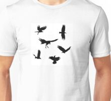 A Flock of Crows  Unisex T-Shirt